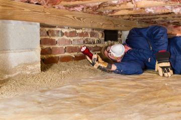 Tampa Crawlspace Encapsulation by Clean Air Mold Removal